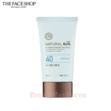 THE FACE SHOP Natural Sun Eco No Shine Hydrating Sun Cream SPF40 PA+++ 50ml