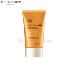 THE FACE SHOP Natural Sun Eco Power Extreme Sun Cream SPF50+PA++++50ml