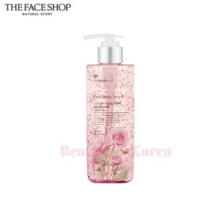 THE FACE SHOP Perfume Seed Capsule Body Wash 300ml,Beauty Box Korea