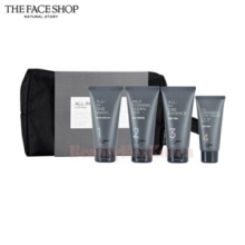 THE FACE SHOP The Gentle For Men All In One Kit 4items