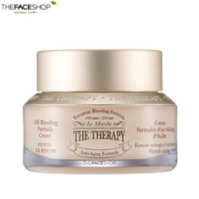 THE FACE SHOP The Therapy Royal Made Oil Blending Cream 50ml, THE FACE SHOP