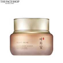 THE FACE SHOP YEHWADAM Heaven Grade Ginseng Regenerating Cream 50ml, THE FACE SHOP