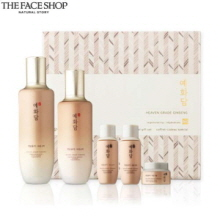 THE FACE SHOP YEHWADAM Heaven Grade Ginseng Special Set (5items), THE FACE SHOP
