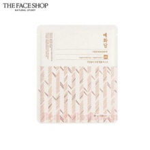 THE FACE SHOP Yehwadam Regenerating Ampule Mask 30g*5ea,THE FACE SHOP,Beauty Box Korea