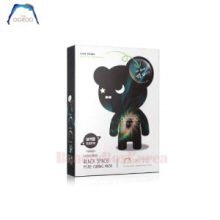 THE OOZOO Bear Black Space Pore Caring Mask 24ml + Ampule 3ml*10ea