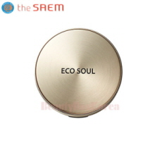 THE SAEM Eco Soul Luxury Gold Pact 9g,THE SAEM