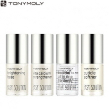 TONYMOLY Easy Solution Nail Care 8ml, TONYMOLY