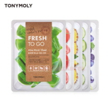 TONYMOLY Fresh To Go Mask Sheet 22g*10ea