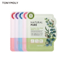 TONYMOLY Natural Pure Mask Sheet 21g*10ea [Online Excl.]