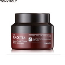 TONYMOLY The Black Tea London Classic Cream 60ml, TONYMOLY