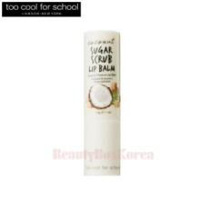 TOO COOL FOR SCHOOL Coconut Sugar Scrub Lip Balm 3.4g