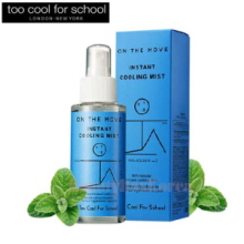TOO COOL FOR SCHOOL On The Move Instant Cooling Mist 100ml