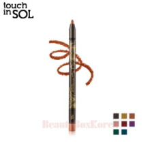 TOUCH IN SOL Style Sepia French Garden Gel Liner With Diamond 0.5g