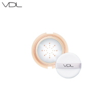 VDL Beauty Metal cushion foundation Moisture Glow (Refill) 15g,  VDL