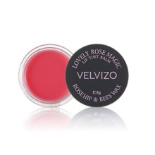 VELVIZO Lovely Rose Magic Lip Tint Balm 8g, VELVIZO