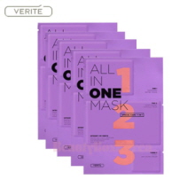 VERITE All In One Mask 5ml+25ml+2g*5ea