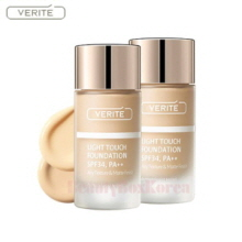 VERITE Light Touch Foundation SPF34 PA++ 30ml