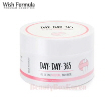 WISH FORMULA Day Day 365 All In One Boosting Pad Mask 120ml*28Pads
