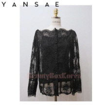 YANSAE Romantic Lace Blouse 1ea